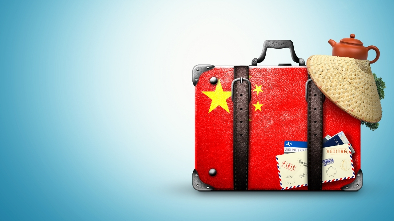 expat in china
